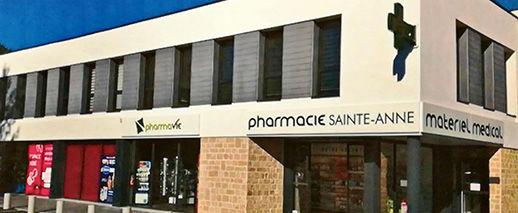 Pharmacie Sainte-Anne,VANNES