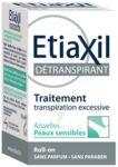 Acheter Etiaxil Aisselles Détranspirant peau sensibles Roll-on/15ml à VANNES