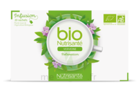 Nutrisanté Infusions Bio Tisane Verveine 20 Sachets à VANNES