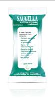 Saugella Antiseptique Lingette Hygiène Intime Paquet/15 à VANNES
