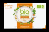 Nutrisanté Infusions Bio Tisane Digestion 20 Sachets à VANNES