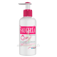Saugella Girl Savon Liquide Hygiène Intime Fl Pompe/200ml à VANNES