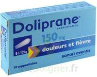 Doliprane 150 Mg Suppositoires 2plq/5 (10) à VANNES