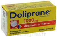 Doliprane 1000 Mg Comprimés Effervescents Sécables T/8 à VANNES