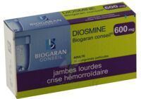 Diosmine Biogaran Conseil 600 Mg, Comprimé Pelliculé à VANNES