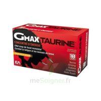 Gmax-taurine+ Solution Buvable 30 Ampoules/2ml à VANNES