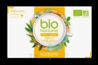 Nutrisanté Infusions Bio Tisane Régulation Des Sucres 20 Sachets à VANNES