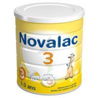 Novalac 3 Lait De Croissance B/800g à VANNES