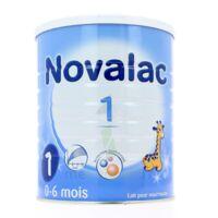 Novalac 1 Lait En Poudre 1er âge B /800g à VANNES