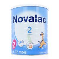 Novalac 2 Lait En Poudre 2ème âge B/800g* à VANNES