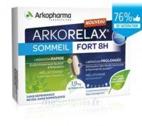 Arkorelax Sommeil Fort 8h Comprimés B/15 à VANNES