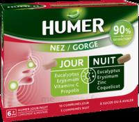 Humer Nez/gorge Jour&nuit 15 Comprimés à VANNES