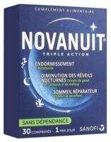 Novanuit Triple Action Comprimés B/30 à VANNES