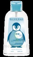 Abcderm H2o Solution Sans Rinçage Nettoyante Bébé Fl Pompe/1l à VANNES