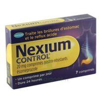 Nexium Control 20 Mg Cpr Gastro-rés Plq/7 à VANNES