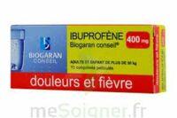 Ibuprofene Biogaran Conseil 400 Mg, Comprimé Pelliculé à VANNES