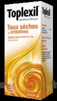 Toplexil 0,33 Mg/ml, Sirop 150ml à VANNES