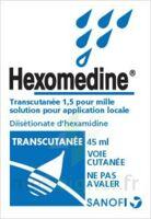 Hexomedine Transcutanee 1,5 Pour Mille, Solution Pour Application Locale à VANNES