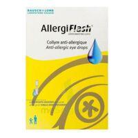 Allergiflash 0,05 %, Collyre En Solution En Récipient Unidose à VANNES