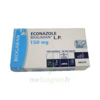 Econazole Biogaran L.p. 150 Mg, Ovule à Libération Prolongée à VANNES