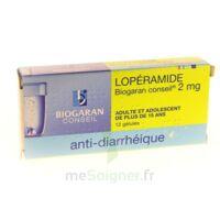 Loperamide Biogaran Conseil 2 Mg, Gélule à VANNES