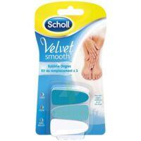 Scholl Velvet Smooth Ongles Sublimes Kit De Remplacement à VANNES
