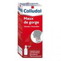 Colludol Solution Pour Pulvérisation Buccale En Flacon Pressurisé Fl/30 Ml + Embout Buccal à VANNES
