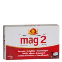 Mag 2 100 Mg, Comprimé  B/120 à VANNES