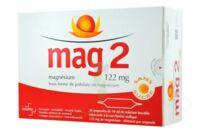 Mag 2 122 Mg S Buv En Ampoule Sans Sucre édulcoré à La Saccharine Sodique 30amp/10ml à VANNES