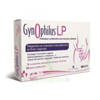 Gynophilus Lp Comprimés Vaginaux B/6 à VANNES
