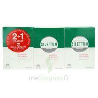 Silettum Nutrition Du Cheveu 60 X2 + 60 Offertes à VANNES