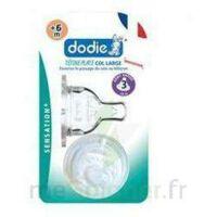 Dodie Sensation+ Tétine Plate Débit 2 Silicone 0-6mois à VANNES