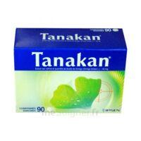 Tanakan 40 Mg, Comprimé Enrobé Pvc/alu/90 à VANNES