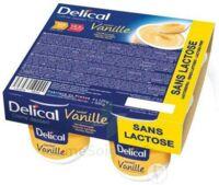 Delical Creme Dessert Hp Hc Sans Lactose, Pot 200 G X 4 à VANNES