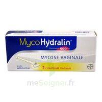 Mycohydralin 500 Mg, Comprimé Vaginal à VANNES