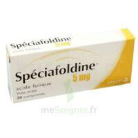 Speciafoldine 5 Mg, Comprimé à VANNES
