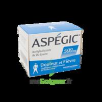 Aspegic 500 Mg, Poudre Pour Solution Buvable En Sachet-dose 20 à VANNES