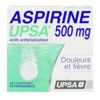 Aspirine Upsa 500 Mg, Comprimé Effervescent à VANNES
