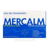 Mercalm, Comprimé Pelliculé Sécable à VANNES