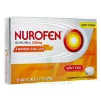 Nurofen 200 Mg, Comprimé Orodispersible à VANNES
