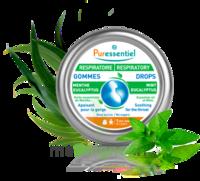 Puressentiel Respiratoire Gommes Menthe-eucalyptus Respiratoire - 45 G à VANNES