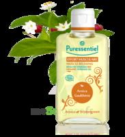 Puressentiel Articulations & Muscles Huile De Massage Bio** Effort Musculaire - Arnica - Gaulthérie - 100 Ml à VANNES