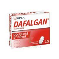 Dafalgan 1000 Mg Comprimés Pelliculés Plq/8 à VANNES