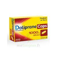 Dolipranecaps 1000 Mg Gélules Plq/8 à VANNES