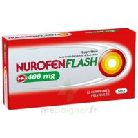 Nurofenflash 400 Mg Comprimés Pelliculés Plq/12 à VANNES