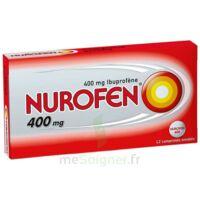 Nurofen 400 Mg Comprimés Enrobés Plq/12 à VANNES