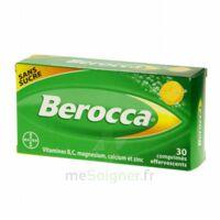 Berocca Comprimés Effervescents Sans Sucre T/30 à VANNES