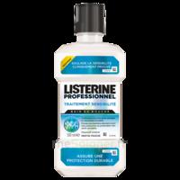 Listerine Professionnel Bain Bouche Traitement Sensibilité 500ml à VANNES