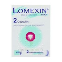 Lomexin 600 Mg Caps Molle Vaginale Plq/2 à VANNES