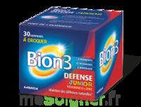 Bion 3 Défense Junior Comprimés à Croquer Framboise B/30 à VANNES